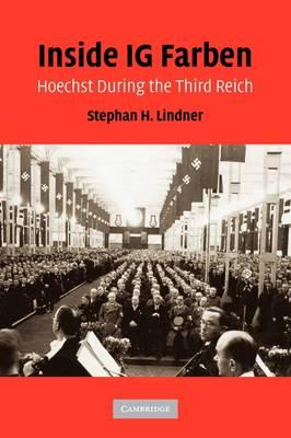 Inside IG Farben by Stephan H. Lindner