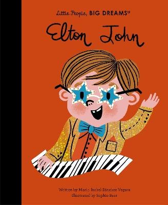 Elton John book