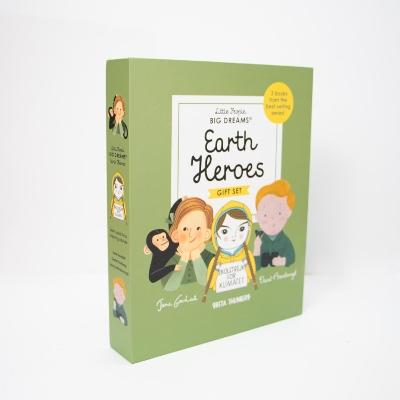 Little People, BIG DREAMS: Earth Heroes by Maria Isabel Sanchez Vegara