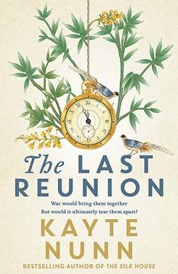The Last Reunion book