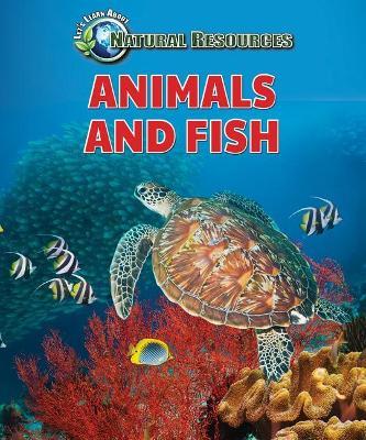 Animals and Fish by Jill Sherman