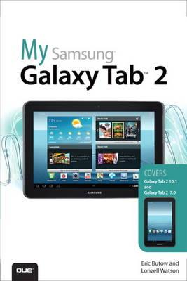 My Samsung Galaxy Tab 2 book