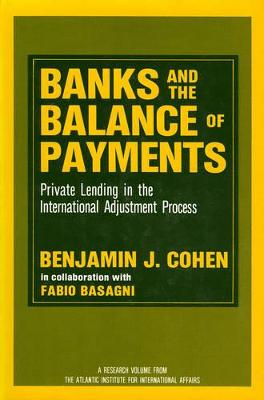 Banks and the Balance of Payments book
