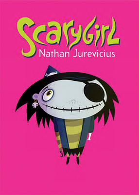 Scarygirl by Nathan Jurevicius