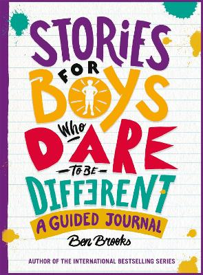 Stories for Boys Who Dare to be Different Journal book