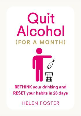 Quit Alcohol (for a month) book