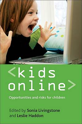Kids online by Sonia Livingstone