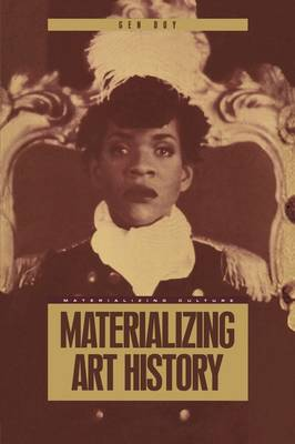 Materializing Art History book