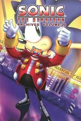 Sonic The Hedgehog Archives 20 by Sonic Scribes