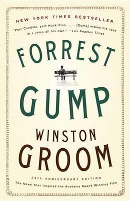 Forrest Gump by MR Winston Groom
