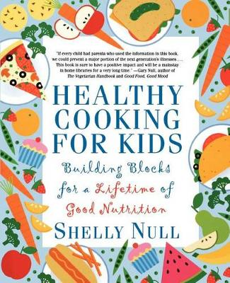 Healthy Cooking for Kids book