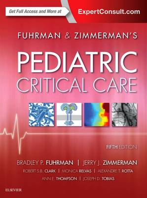 Pediatric Critical Care by Jerry Zimmerman