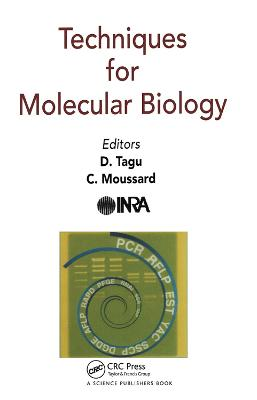 Techniques for Molecular Biology book