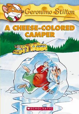 Cheese-coloured Camper book