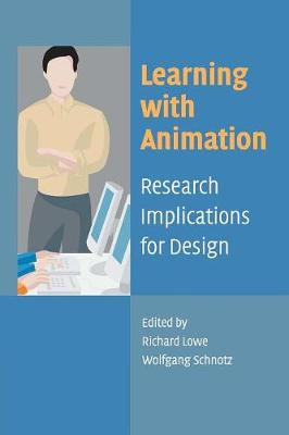 Learning with Animation by Richard Lowe