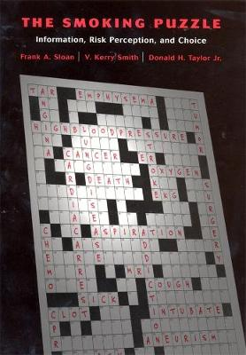 Smoking Puzzle by Frank A. Sloan