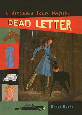 Dead Letter by Betsy Cromer Byars