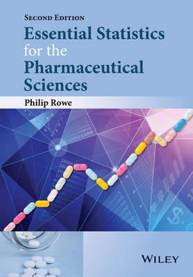 Essential Statistics for the Pharmaceutical Sciences book