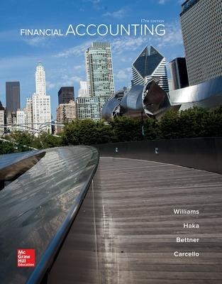 Financial Accounting by Mark S. Bettner