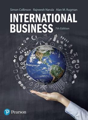 International Business by Rajneesh Narula