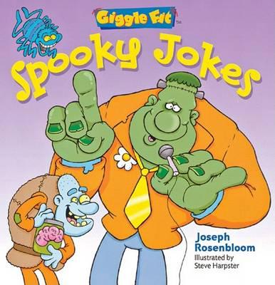 Spooky Jokes by Steve Harpster