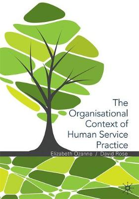 The Organisational Context of Human Service Practice by Elizabeth Ozanne