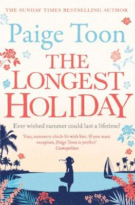 The Longest Holiday by Paige Toon