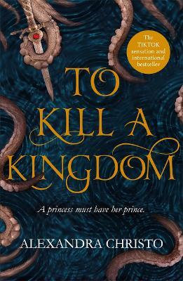 To Kill a Kingdom book