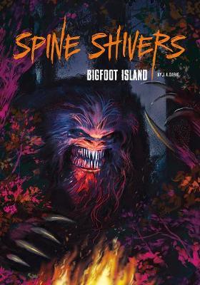 Bigfoot Island by J. A. Darke