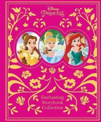 Disney Princess Enchanting Storybook Collection by Parragon Books Ltd