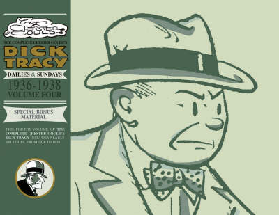 Complete Chester Gould's Dick Tracy Volume 4 book