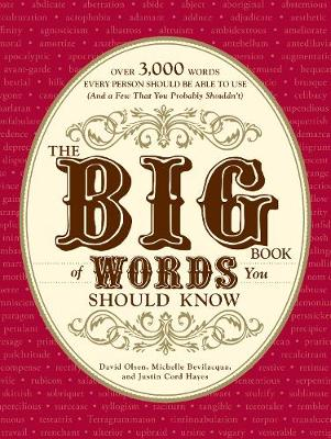 Big Book of Words You Should Know book