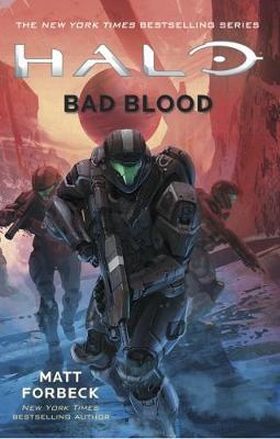 Halo: Bad Blood book