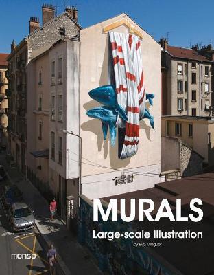 Murals: Large-Scale Illustration by Eva Minguet