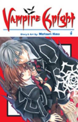 Vampire Knight: v. 4 by Matsuri Hino