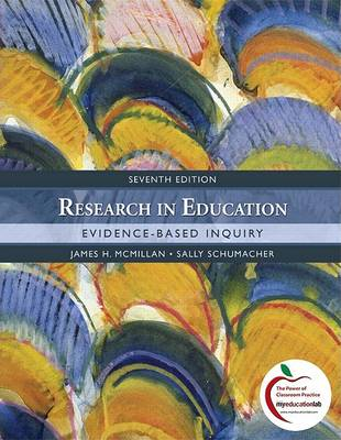 Research in Education by James H. McMillan