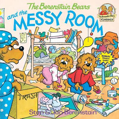 Berenstain Bears & The Messy Room by Stan Berenstain