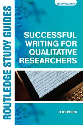 Successful Writing for Qualitative Researchers book