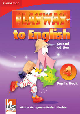 Playway to English Level 4 Pupil's Book by Gunter Gerngross
