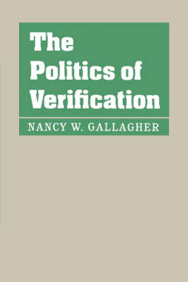 Politics of Verification book