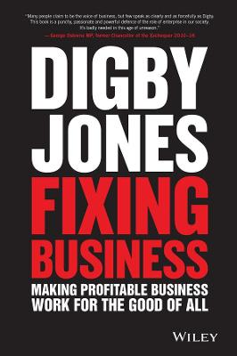Fixing Business by Lord Digby Jones