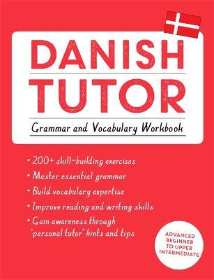 Danish Tutor: Grammar and Vocabulary Workbook (Learn Danish with Teach Yourself): Advanced beginner to upper intermediate course by Jesper Hansen