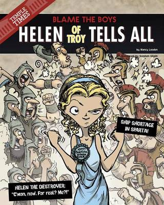 Helen of Troy Tells All book