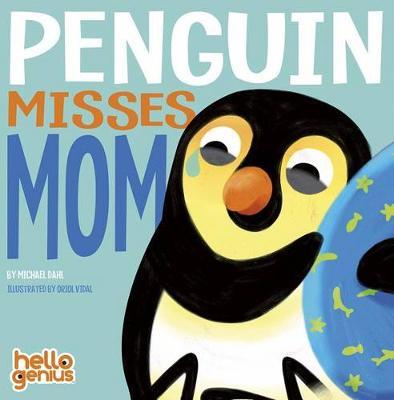 Penguin Misses Mom by Oriol Vidal