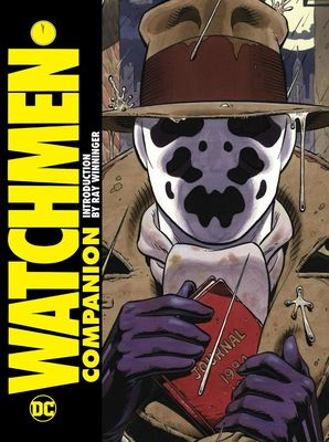 Watchmen Companion by Alan Moore