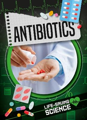 Antibiotics by Joanna Brundle