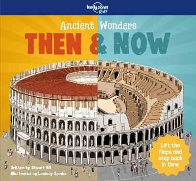 Ancient Wonders - Then & Now book