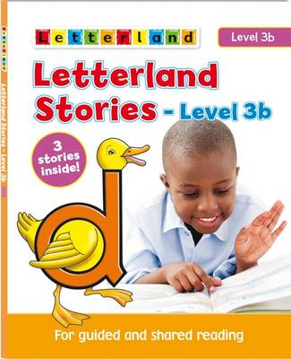 Letterland Stories  Level 3b by Lyn Wendon
