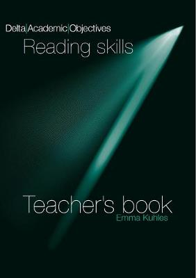 Delta Academic Objectives - Reading Skills B2-C1 by Emma Kuhles