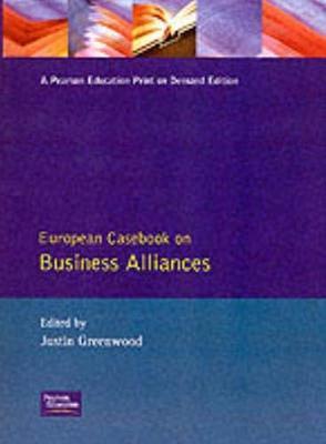 European Casebook Business Alliances book
